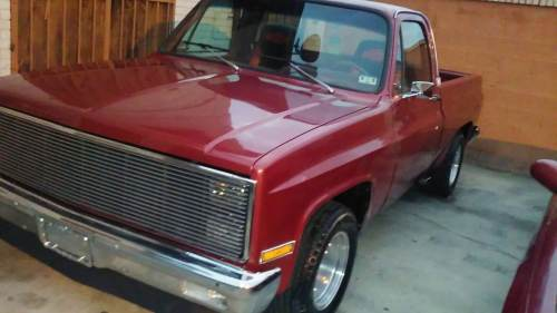 small resolution of 1981 chevy truck