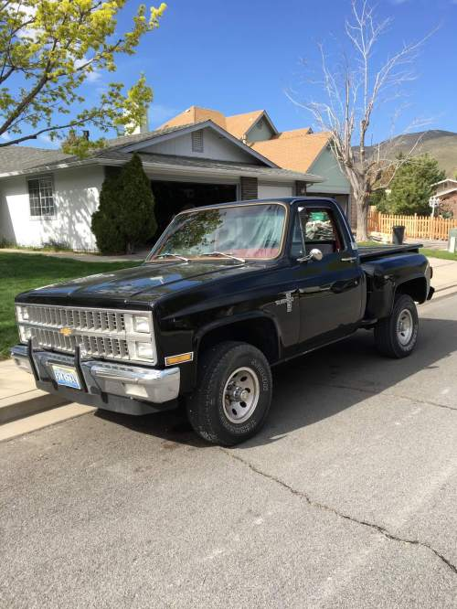 small resolution of 1982 chevy k10 dave h