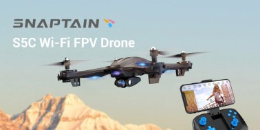 Snaptain S5C drone