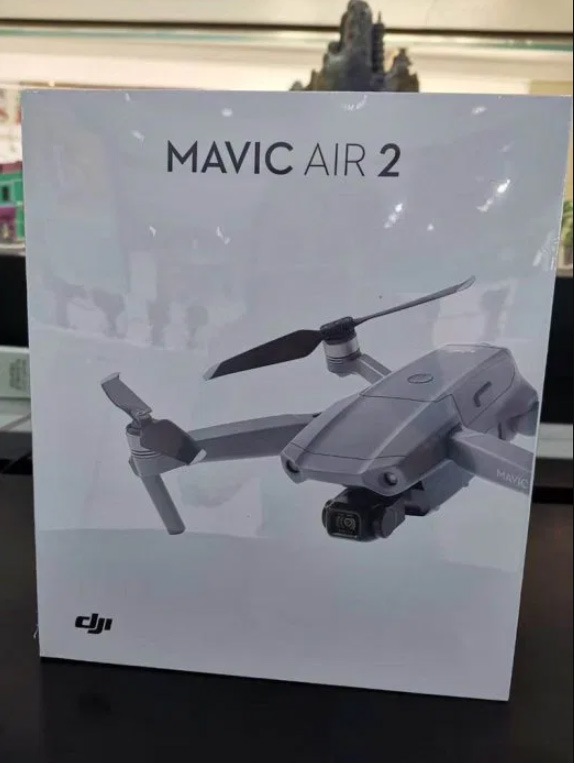 DJI Air 2 packaging