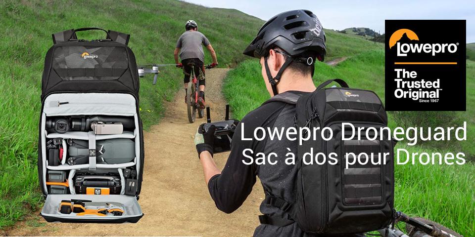 lowepro sac a dos pour drones