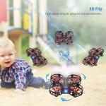 snaptain h823h test drone enfant