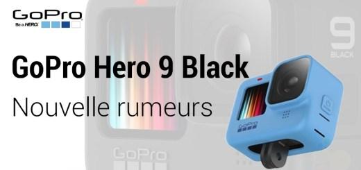 gopro hero 9 rumeur