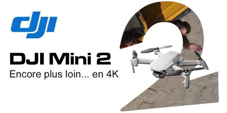 drone dji mini 2 pas cher