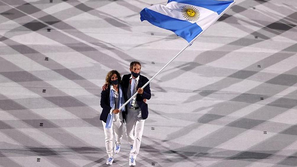 Delegación argentina by