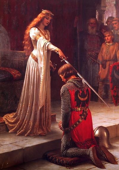 L'adoubement de Perceval