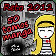 Reto 2012: 50 Tomos Manga