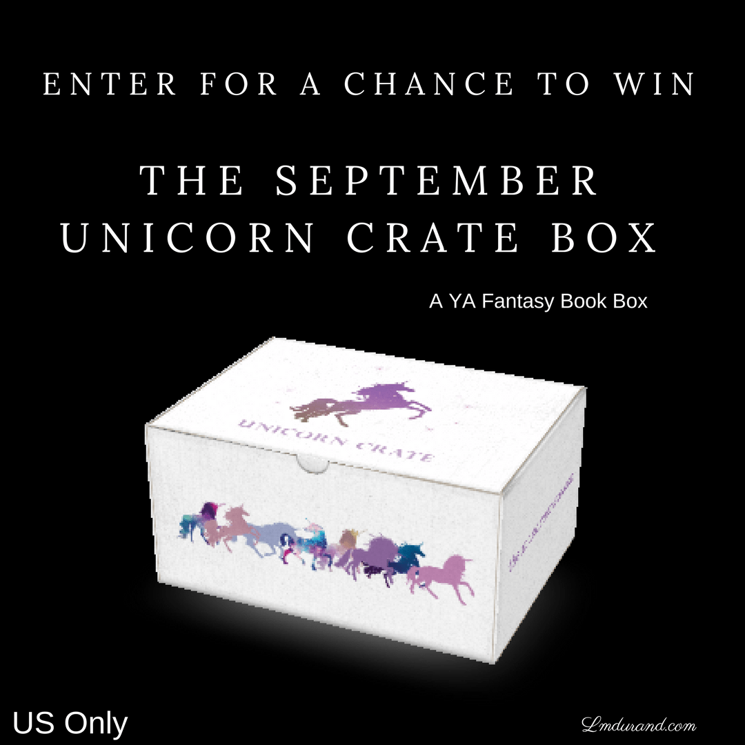 Giveaway: Enter for a chance to win the September Unicorn Crate Book Box