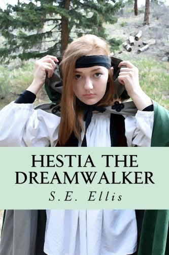 "Interview: S.E. Ellis, Author of ""Hestia the Dreamwalker"""