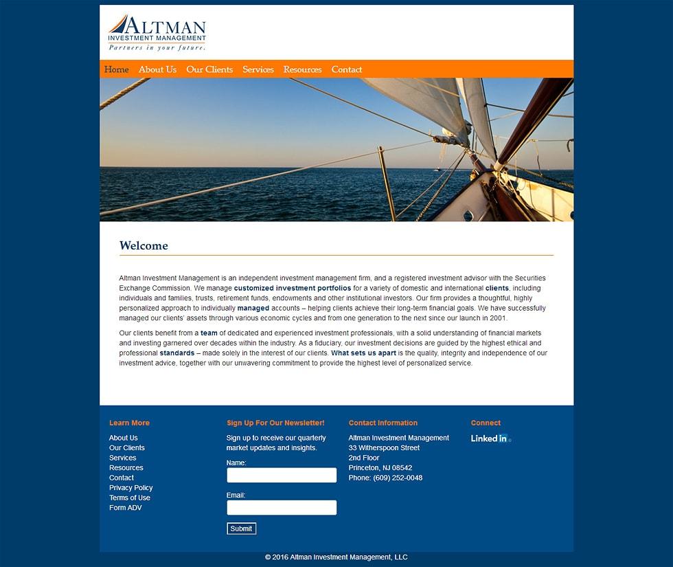 Altman-Inverstment-Management
