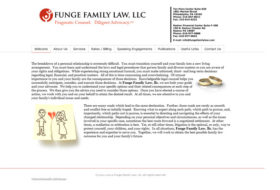 Funge-Family-Law