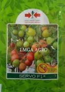 jual benih sayuran tomat servo f1