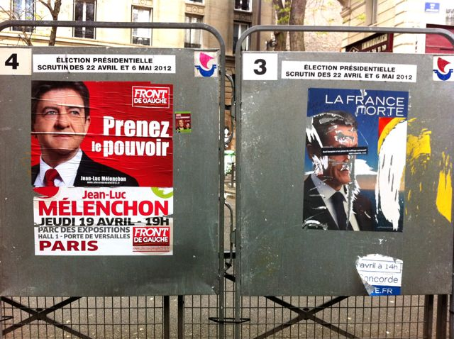 Better Know A District: Graffiti, Defacement, and the French Presidential Elections in the 20th Arrondissement of Paris (6/6)