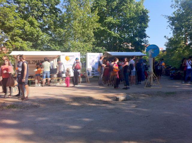 Mörchenpark and Holzmarkt: In the Ruins of Bar25 (5/5)
