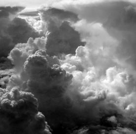 Lovely, awe inspiring clouds