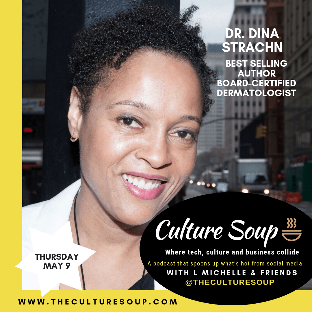 Ep 28: Hacking Social Media's Blurred Lines with Dr. Dina Strachan