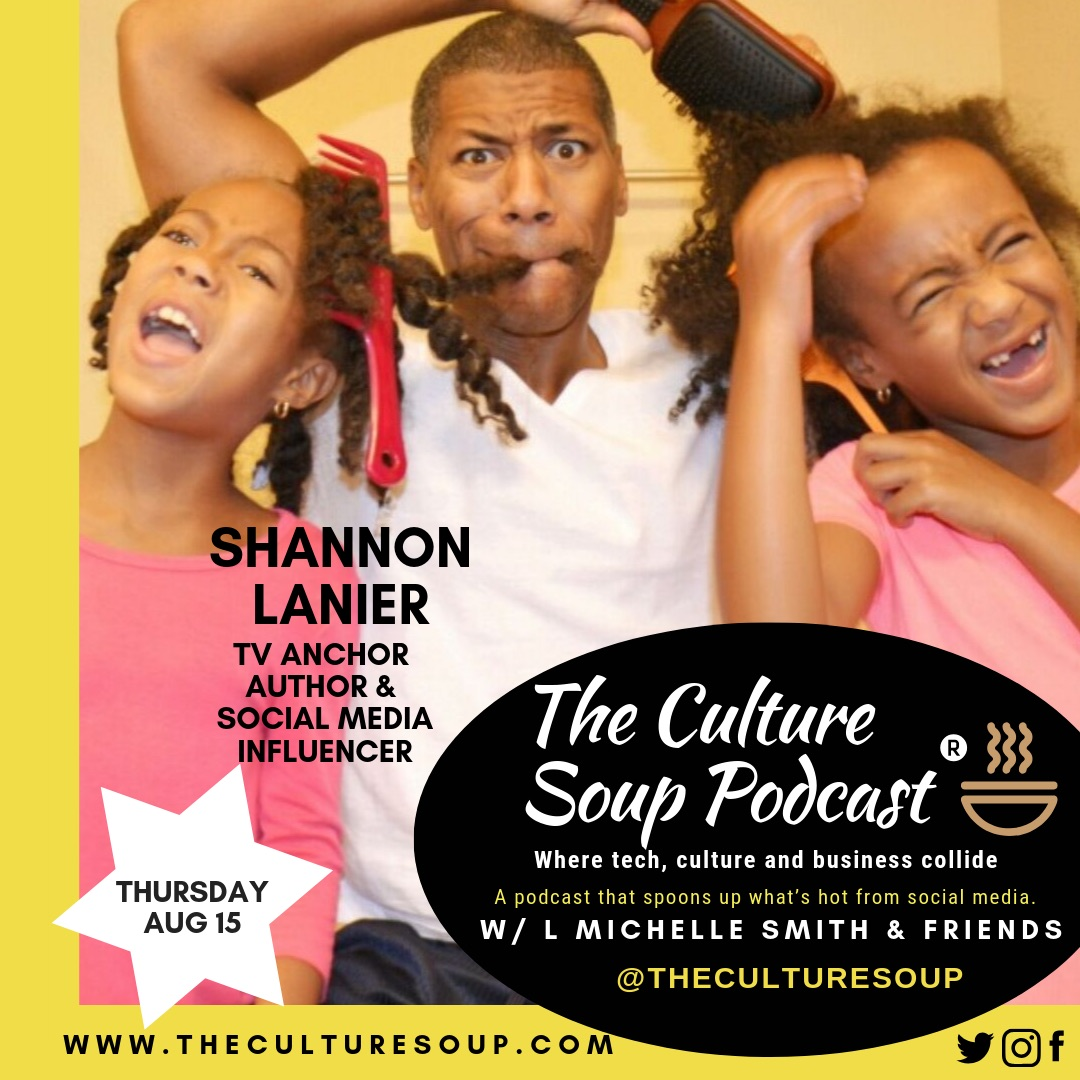 Ep 47: The NABJ Episode: A Lesson in Personal Branding from a Journalist
