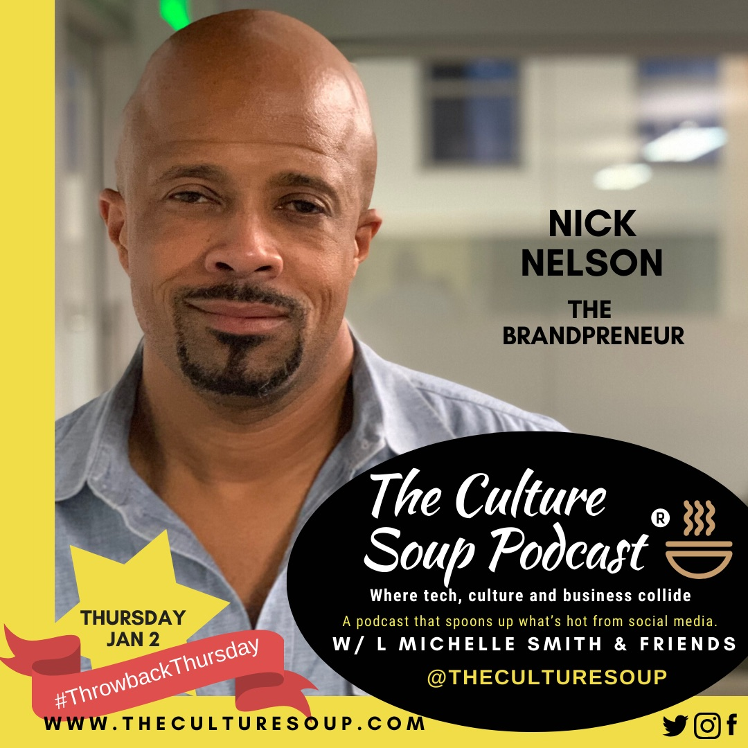 Ep 72: #ThrowbackThursday NEW YEARS Edition with Nick Nelson