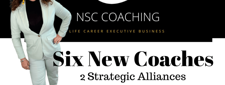 NSC COACHING EXPANDS WITH SIX PROFESSIONAL COACHES AND NINE NEW SERVICES