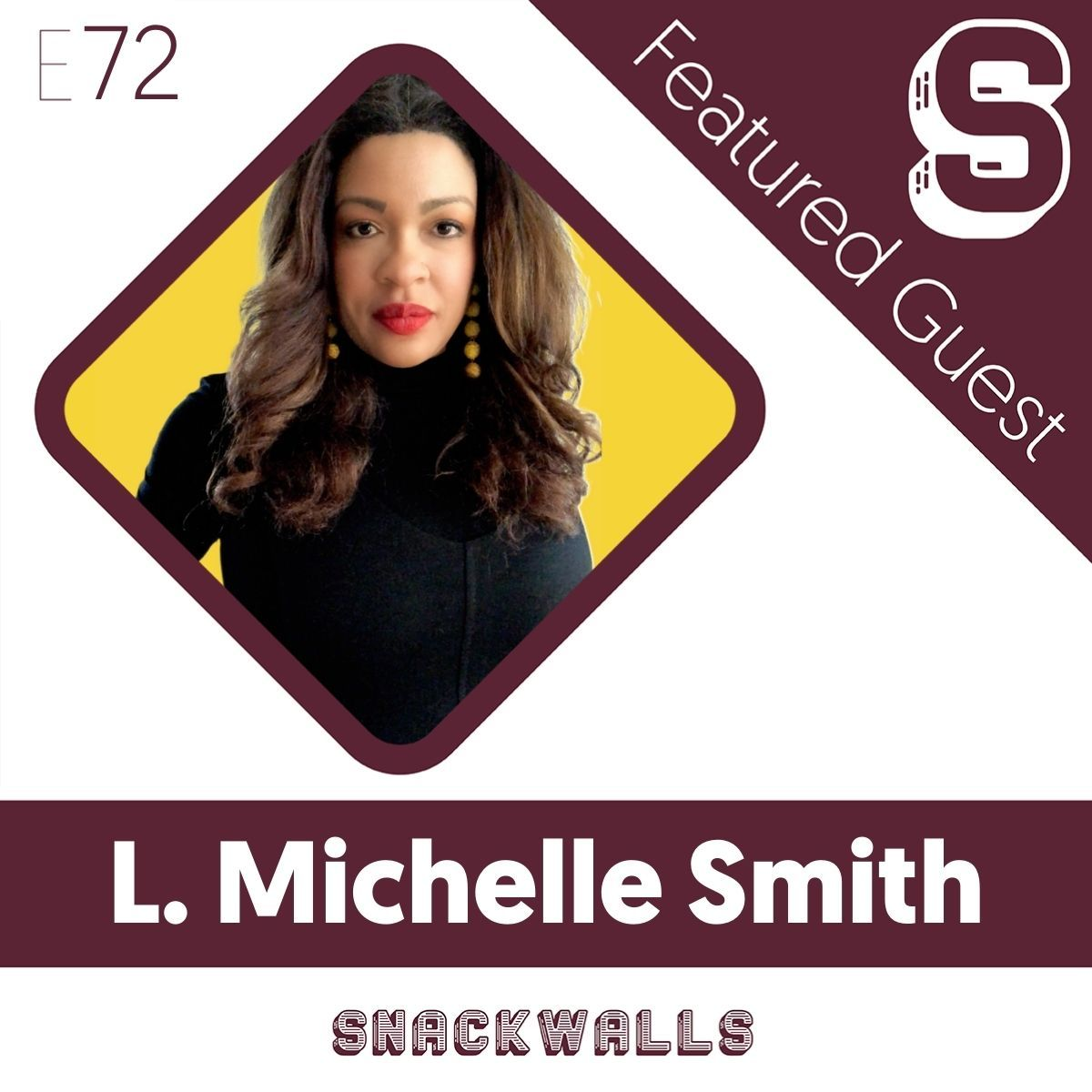 LMS Talks Recruiting Women of Color in Tech on SnackWalls Podcast