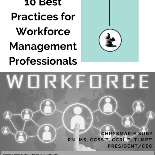 10 Best Practices for Workforce Mgmt Professionals JPEG