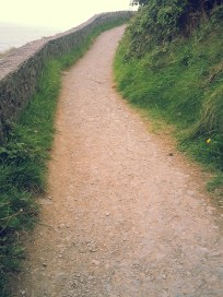 Greystones to Brey walk, Ireland.