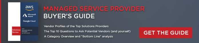 Download link to the buying guide for managed service providers