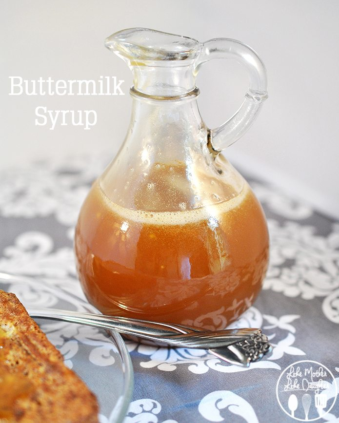 Buttermilk Syrup 4
