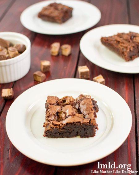 milkyway brownies