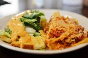 Skillet Lasagna is the fast, easy way to make delicious lasagna without heating up your kitchen.