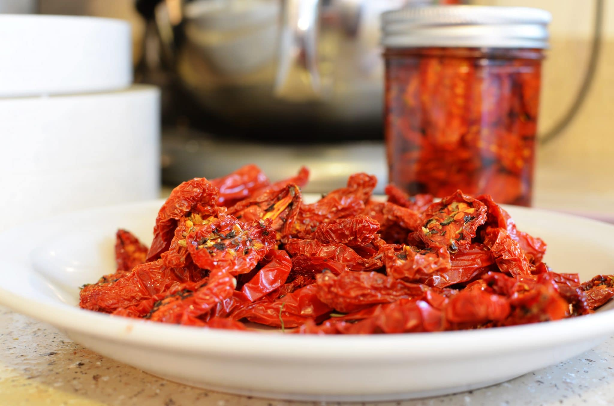 How To Sun Dried Tomatoes Like Mother Like Daughter
