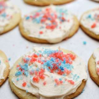 Your favorite sugar cookie turns into an explosion in your mouth.