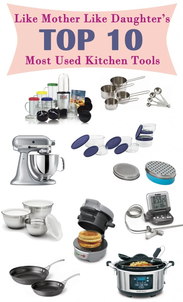 Top 10 Kitchen Tools used in LMLD Kitchens  Like Mother