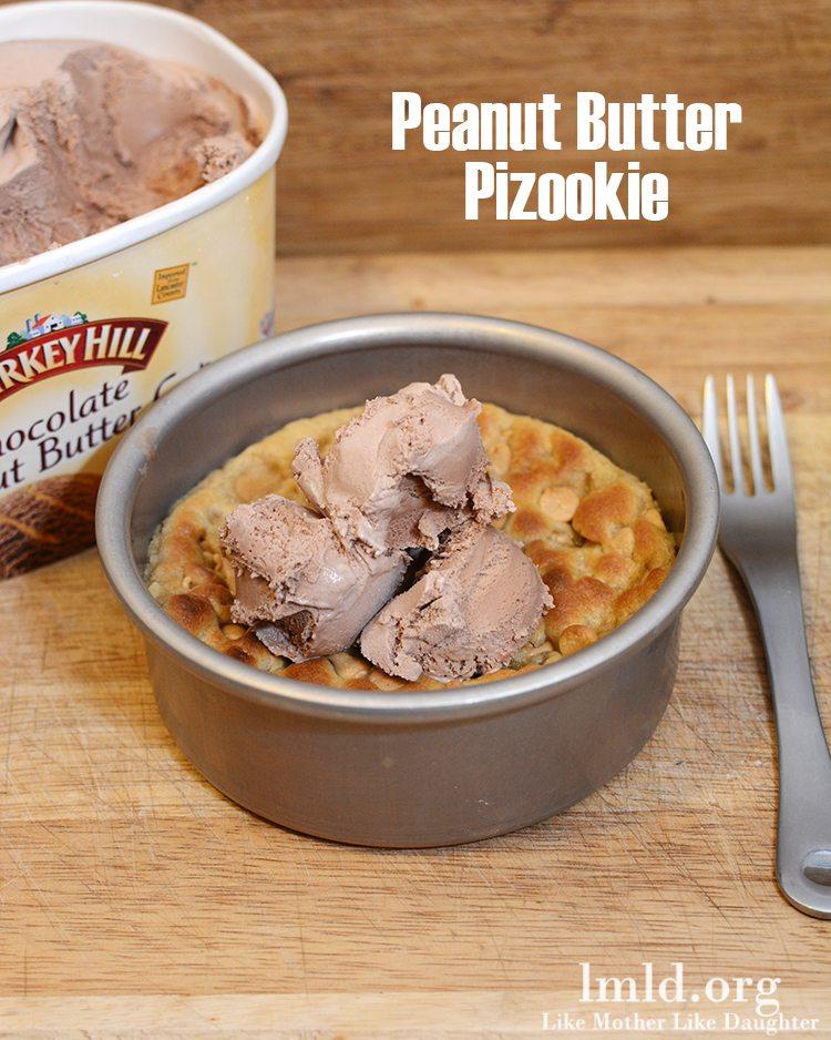 Peanut Butter Pizookie