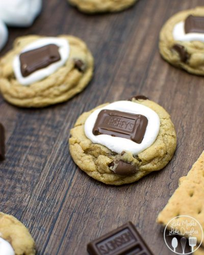 smores cookies 3
