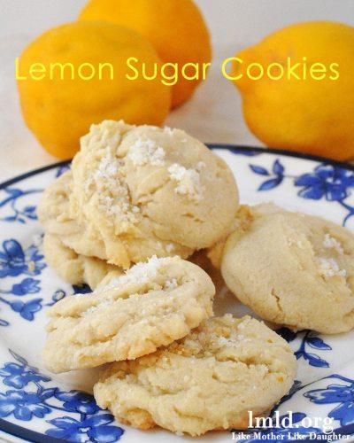 lemon sugar cookies1