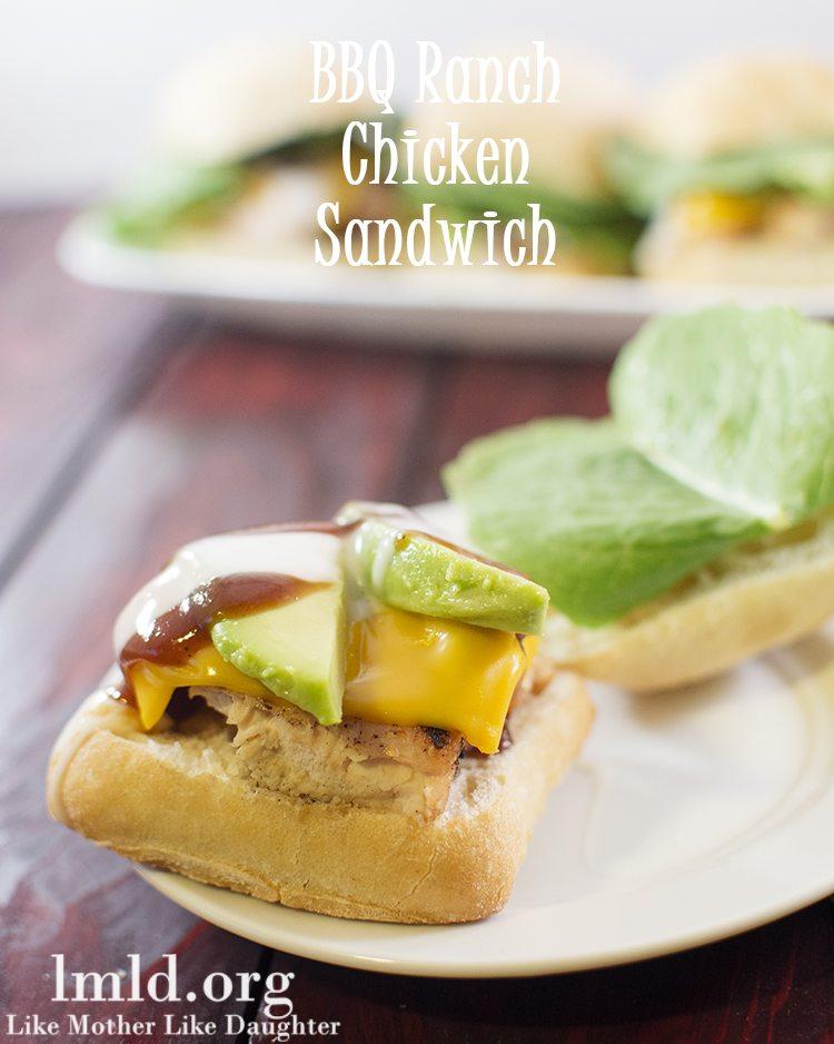 bbq ranch chicken sandwich1