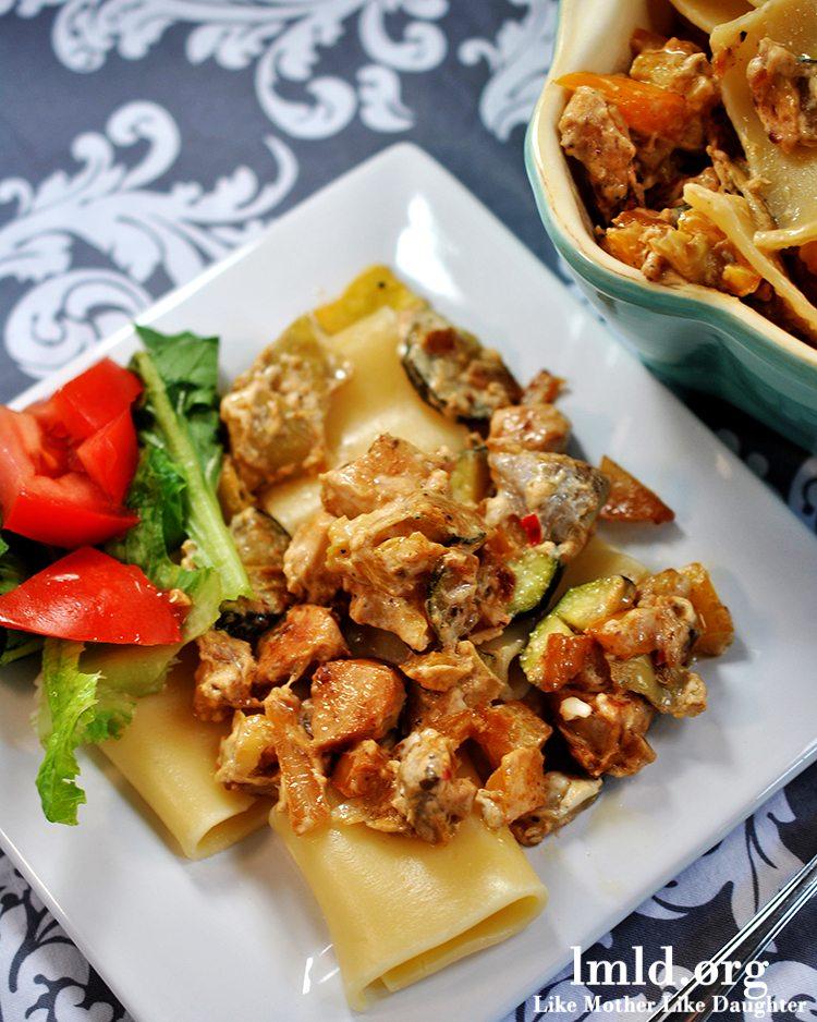 creamy chicken pasta3
