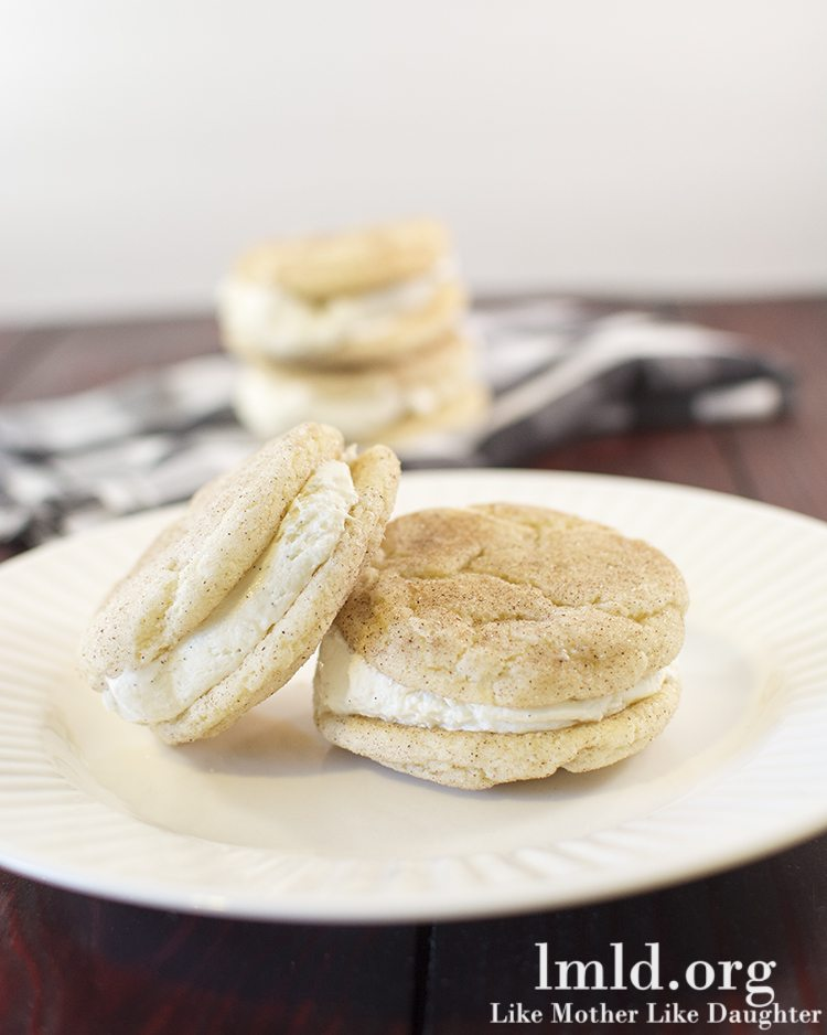 snickerdoodle ice cream sandwiches3