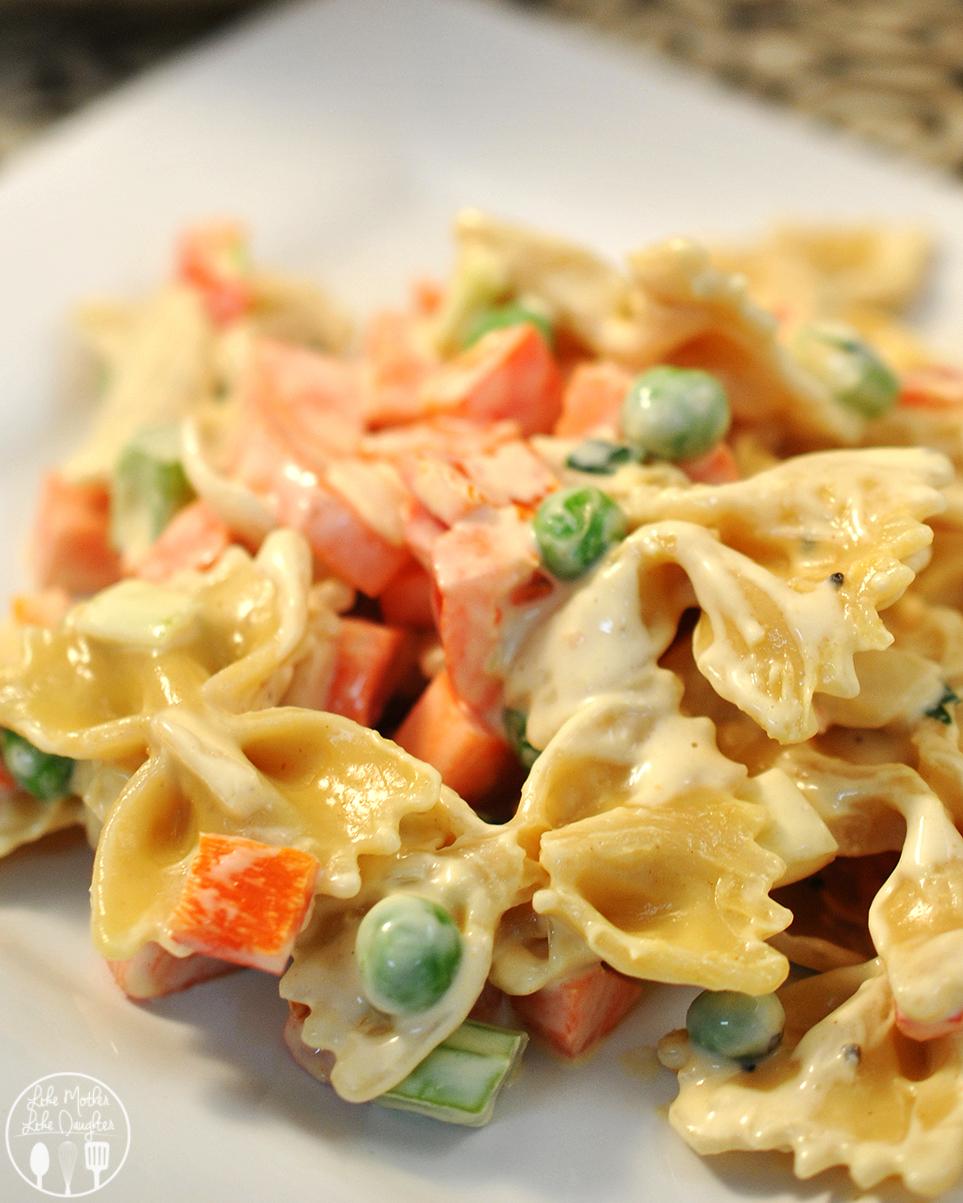 Vegetable Pasta Salad