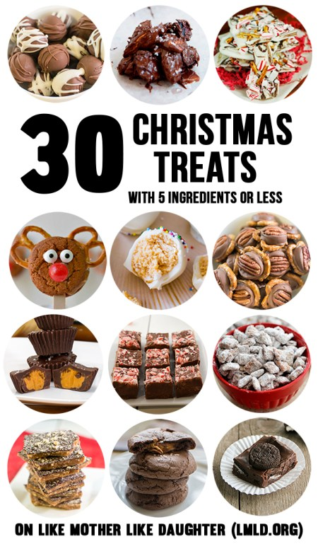 christmas treat roundup