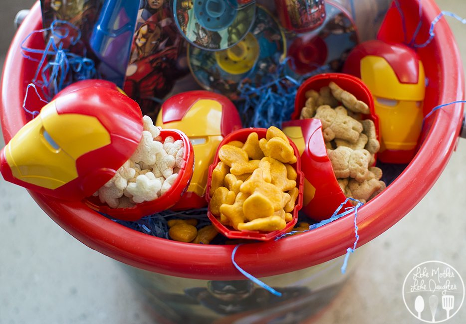 avengers easter basket 1