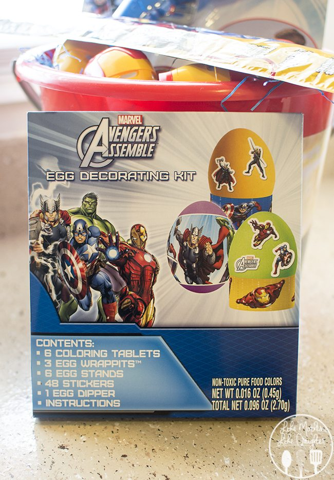 avengers easter basket 3