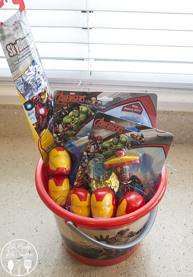 avengers easter basket 6