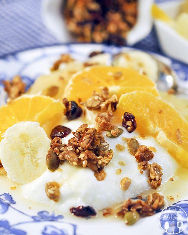 citrus yogurt with citrus syrup 1