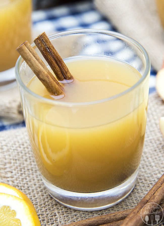 Hot wassail recipes combines apple cider, pineapple juice and orange juice with a great cinnamon undertone for a perfect holiday drink! It can be made on the stove or in a slow cooker!