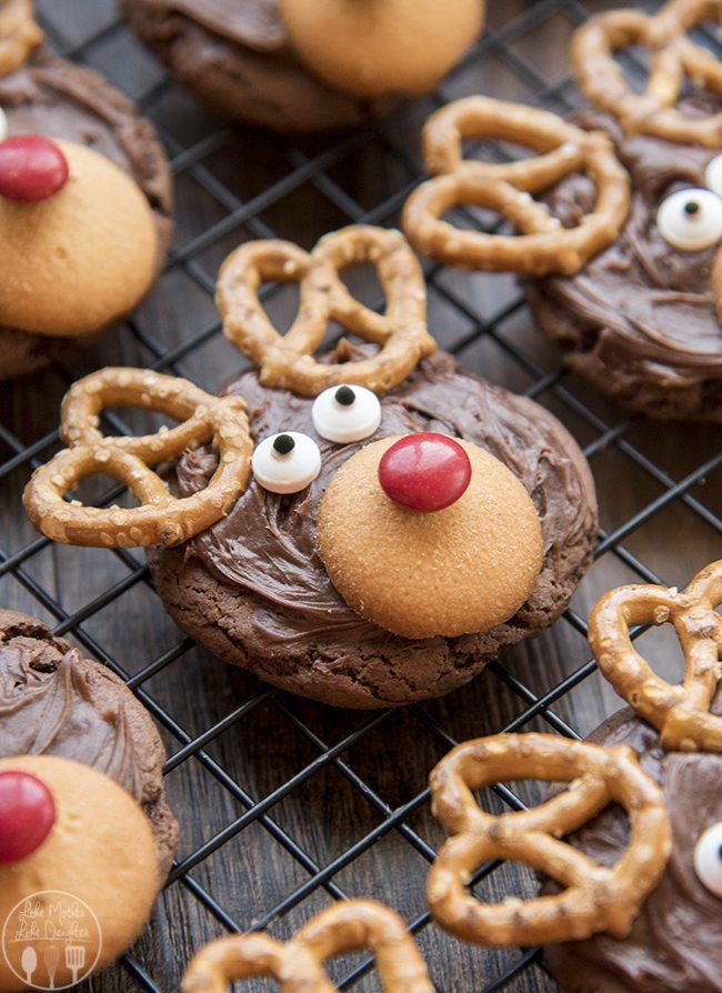 Reindeer Cookies Lmldfood