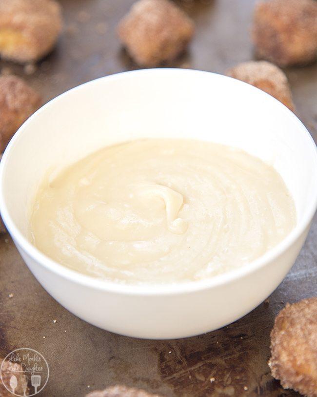 Cinnamon Sugar Soft Pretzel Bites - LMLDFood