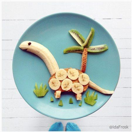 banana saurus