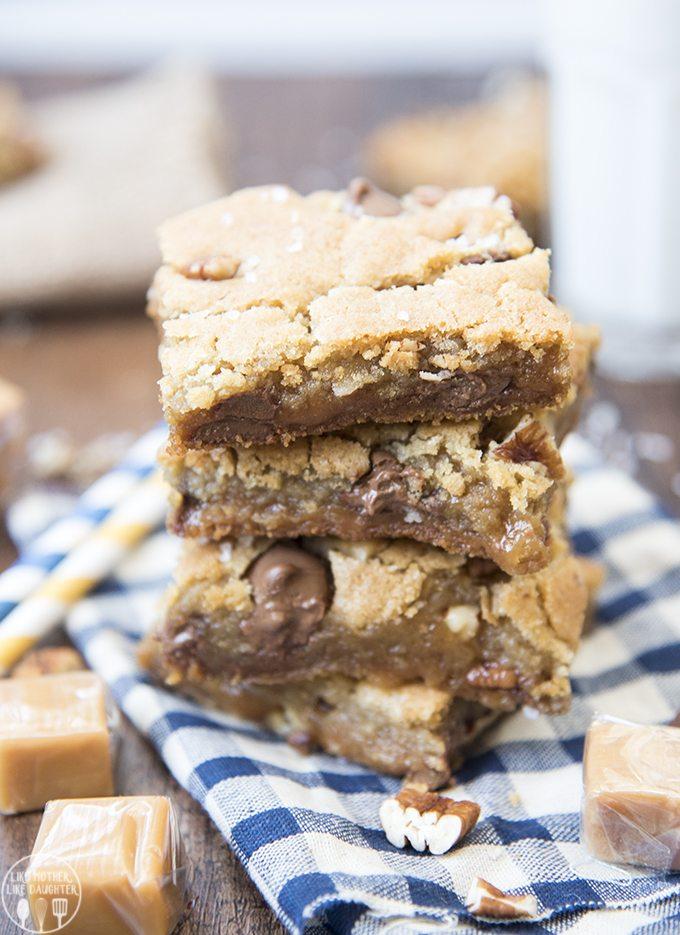 turtle cookie bars 7